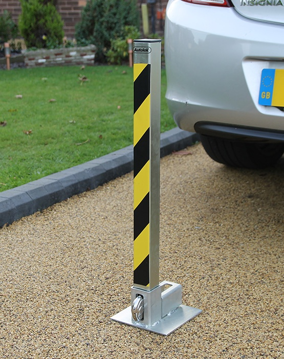 Autolok Compact Removable Security Post