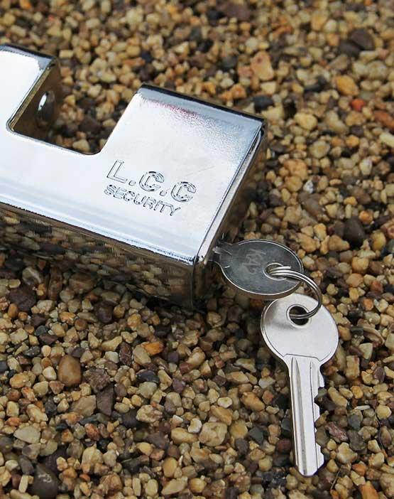 Autolok High Security Shutter Lock Padlock